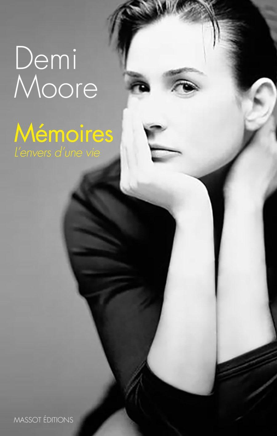 Couverture Demi Moore